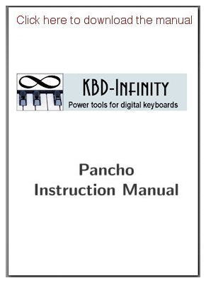Pancho manual